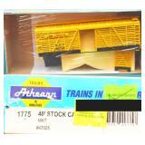 M-K-T 47025 Stock Car Athearn HO Kit