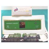 Lehigh Valley 8601 50ft Box Car Front Range HO Kit