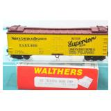Superior Butter NADX 4061 Wood Reefer Walthers HO