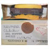 SAL  40322 Triple Hopper Stewart HO