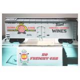 Sonoma County Wines 6012 Reefer AHM HO.