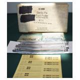 ATSF Fuel Foiler TOFC 10 Unit  Metal Kit N Way HO