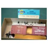Cass Scenic RR 112 Box Car HO
