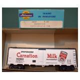Carnation Milk CM 25003 Reefer Car HO