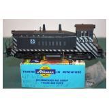 ATSF Santa Fe 2428 SW9 Proto 2000 HO