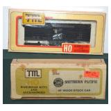 Southern Pacific Wood Stock Car HO TM 2554
