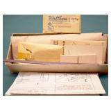 Menasha Wood Ware Box Car Walthers Craftsman HO
