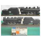 CB&Q Burlington 0-6-0 Switcher AHM Rivarossi HO