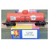 Koppers Chemicals 508 Single Dome Tank Car HO