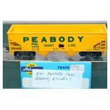 Peabody 6809 Coal Hopper HO