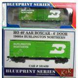 BN 161459 40ft AAR Box Car Branchline HO RTR