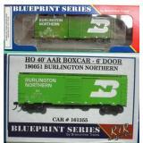 BN 161355 40ft AAR Box Car Branchline HO RTR