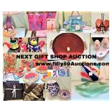 Gift Shop Liquidation Auction NEW STOCK LOTS