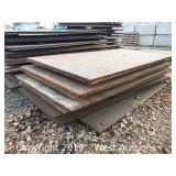 Online Auction of (54) Trench Plates
