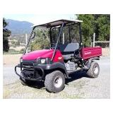 2004 Kawasaki Mule 3000 Side By Side at www.WestAuction.com