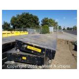 Online Auction of Steel Storage Containers, Intermodal Scales, and More in Woodland, CA