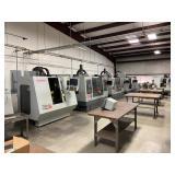 Precision Metal and Fabrication Equipment Liquidation