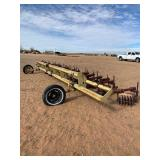 8 row rolling cultivator