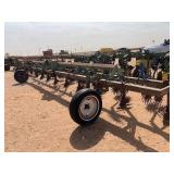 BIGHAM BROTHERS 8 ROW PITCHOUT RIG