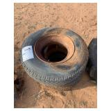 (3) TRAILER HOUSE TIRES AND WHEELS