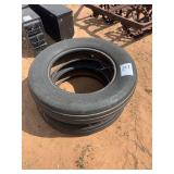 SET OF 9.00/24 IMPLEMENT TIRES