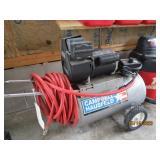 Campbell Hausfeld Air Compressor w/ Hose