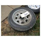 2 - 4 Hole 4:8-12 Tire