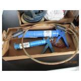 Large & Small Caulk Guns, Heavy Duty Loop Cable