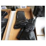 2 Pair Leather Gloves