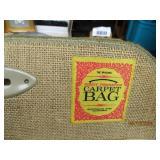The Original Carpet Bag Purse