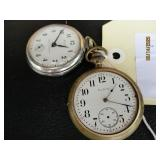 Elgin & Pilot Pocket Watches