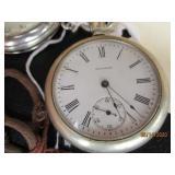 Waltham & Westclox Pocket Watches