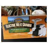 Eastman Electric Meat Grinder