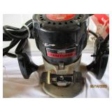 Craftsman Router with Light
