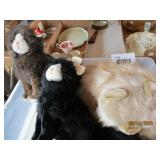 Stuffed Animals - Cats