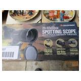 20x60x60 Spotting Scope with Tripod