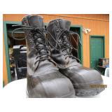 LaCrosse Iceman Steel Toe Boots