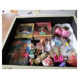 Annie, Miniature Disney & Other Dolls