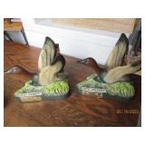 2 - Ducks Unlimited Decanters - Jim Beam Spirits