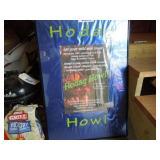 Hodag Howl Sign