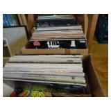 Records 45s, 33s - Beach Boys, Burl Ives, Etc.
