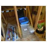 Wrapping Paper, Storage Bins, Scotts Turf Builder