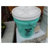 5 Gal. Bucket with Screw-On Lid
