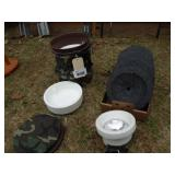 Insulated Bucket/Stool Combo & More
