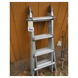 Vulcan Folding Ladder