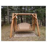 Log Yard Swing