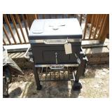"""New Kingsford 24"""" Charcoal Grill with Utensils"""