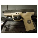 FMK Elite 9mm Pistol w/Burris Sights