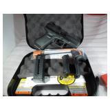 Glock 44 22 Pistol with Case
