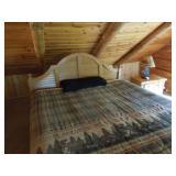 4-Piece King Size Bedroom Set